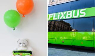 flixbus nata bambina viaggia gratis