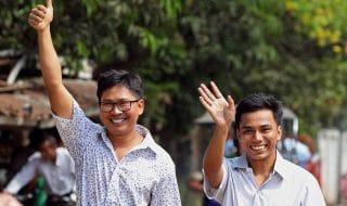 giornalisti reuters myanmar