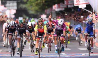 giro italia 2019 seconda tappa risultato