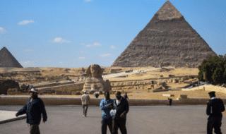 Esplosione bus Egitto
