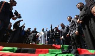 guerra in libia morti