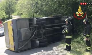 incidente scuolabus padova autista fuga