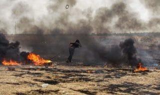 israele chiude confini gaza