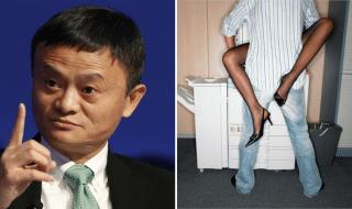 Jack ma Alibaba sesso lavoro