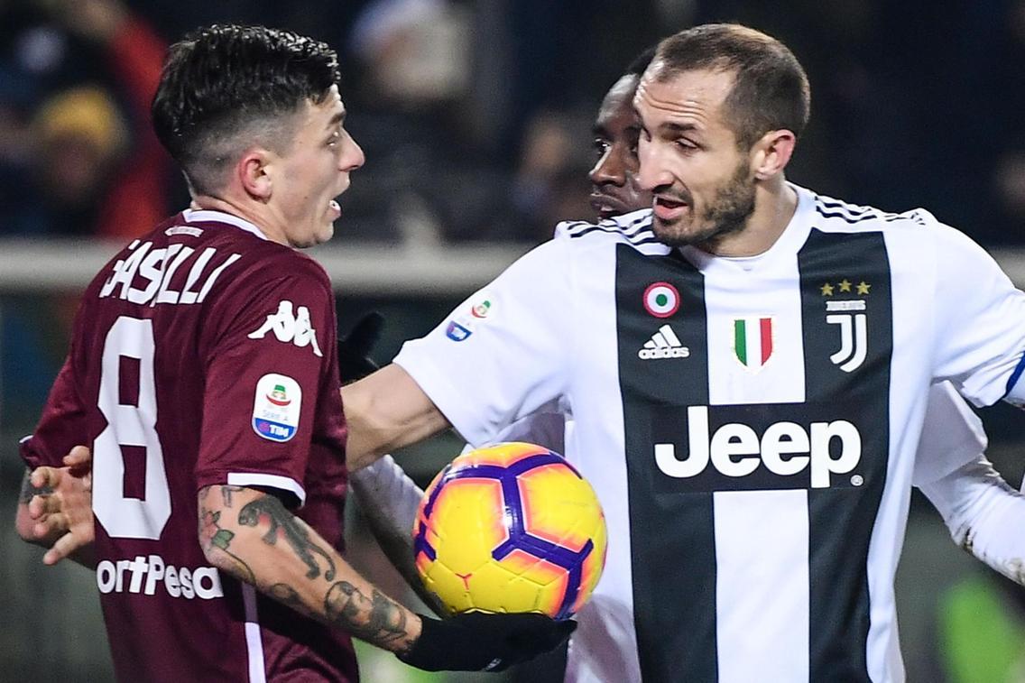 Juventus Torino diretta