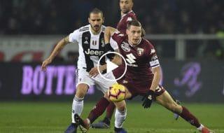 Juventus Torino streaming