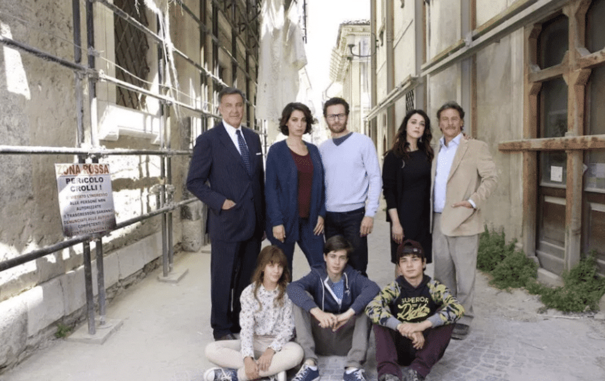 0117bfcaaa L'Aquila Grandi speranze | Fiction | Rai 3 | Trama | Cast | 17 maggio