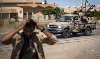 libia truppe haftar sirte