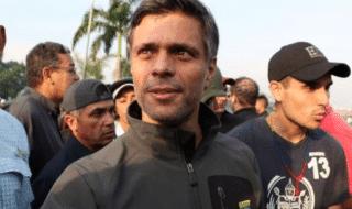arresto lopez venezuela
