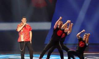 Eurovision 2019 Mahmood secondo