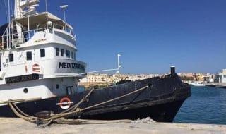 mare jonio denuncia barconi libia