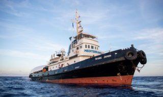 mare jonio salvataggio 29 migranti