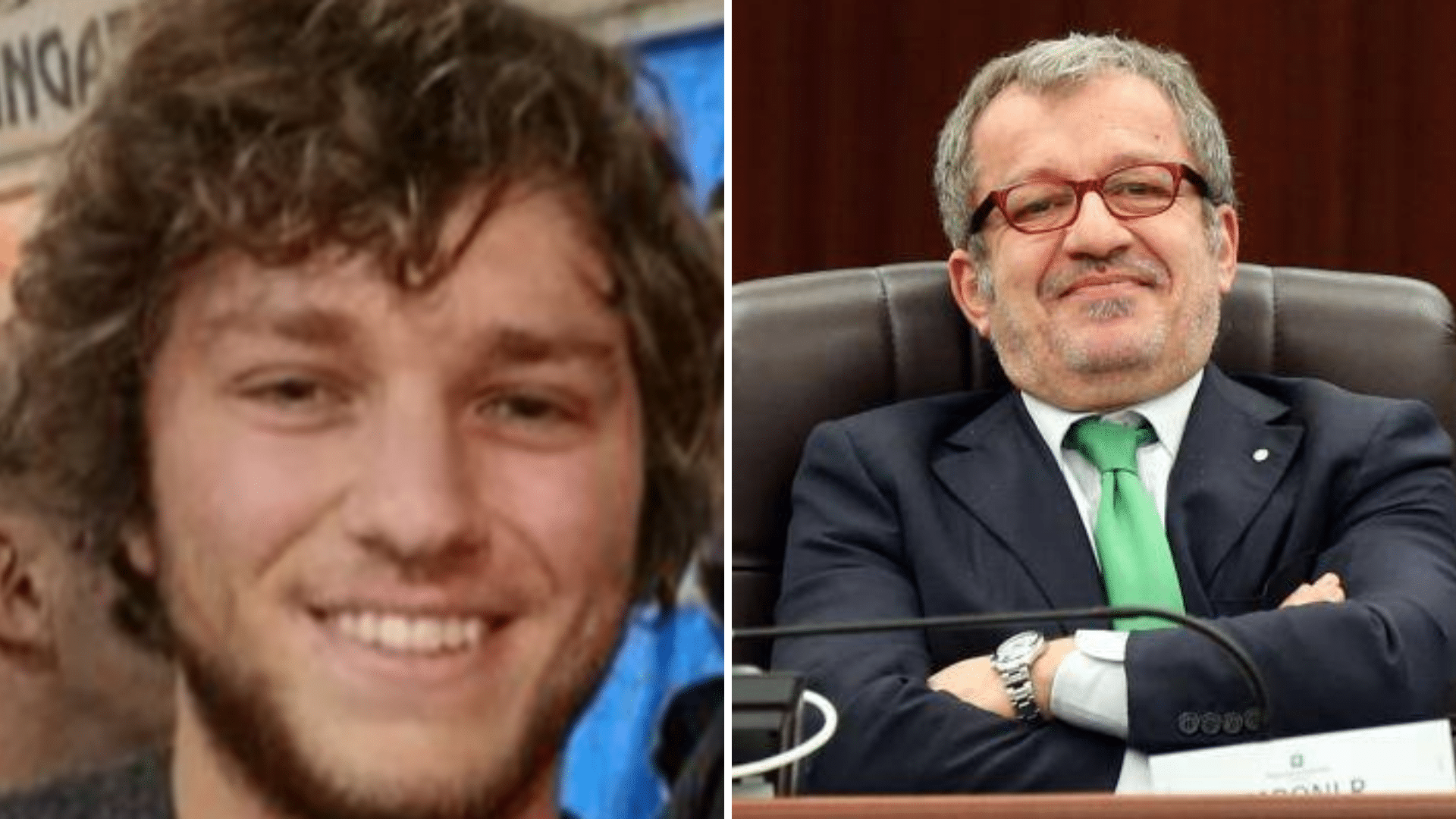 Il Figlio Di Roberto Maroni Scende In Politica Ma Si Candida Contro La Lega