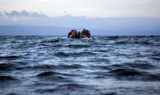 naufragio mar egeo morto