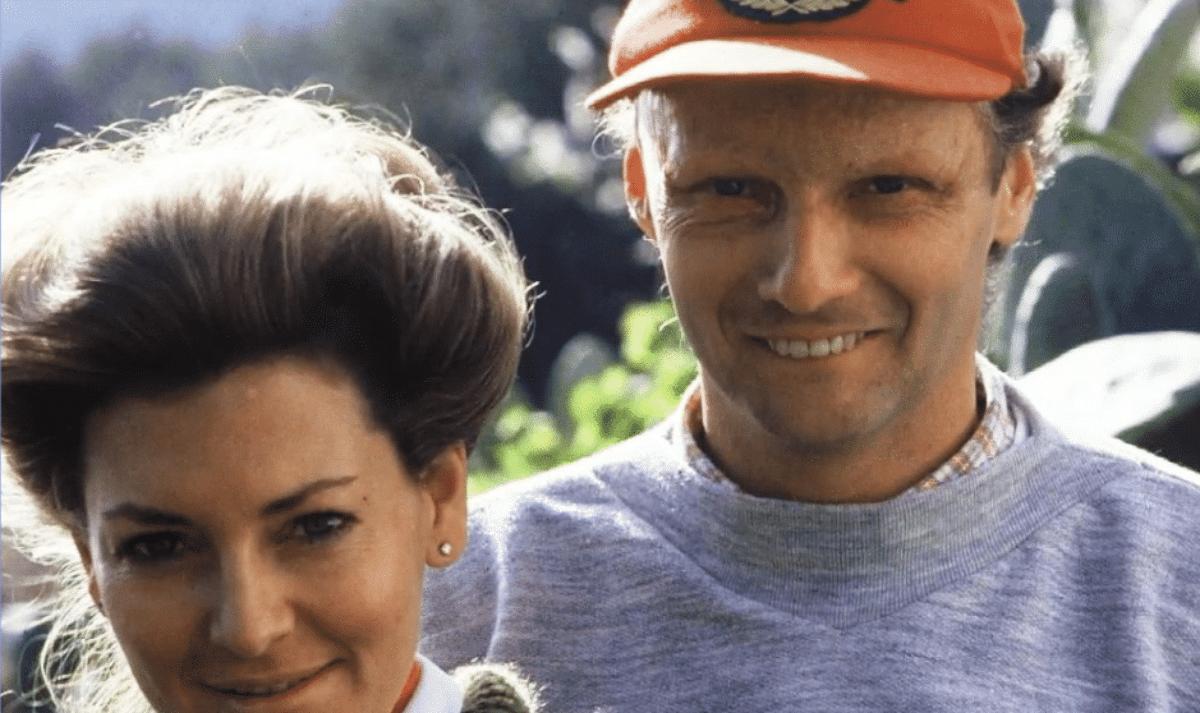 Niki Lauda, Marlene Knaus fu la sua prima moglie