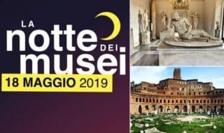 Notte dei Musei 2019 Roma