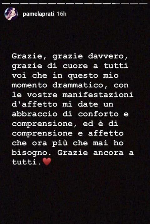 pamela prati mark caltagirone instagram