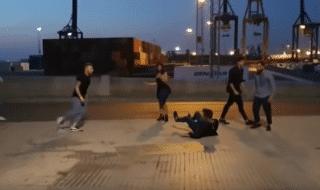 quattro-italiani-arrestati-spagna-rissa-video