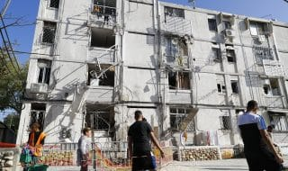 razzi gaza israele Ashkelon