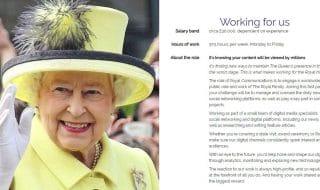 regina elisabetta social media manager