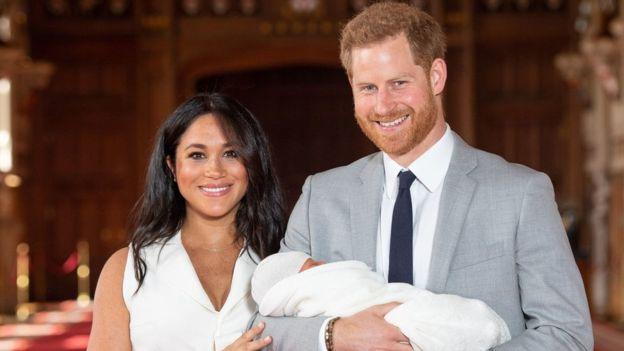 royal baby meghan harry foto