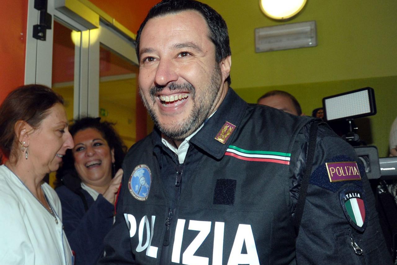 Salvini? Come il mio amico Fisietto
