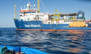 Caso Sea Watch news