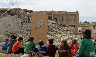siria guerra news morti bambini donne