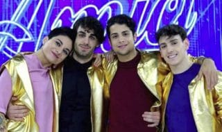 Stasera in tv Amici finale Canale 5