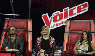 Stasera in tv The Voice of Italy Rai 2
