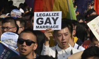 Taiwan approvazione matrimoni gay