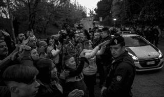 europee salvini periferie roma
