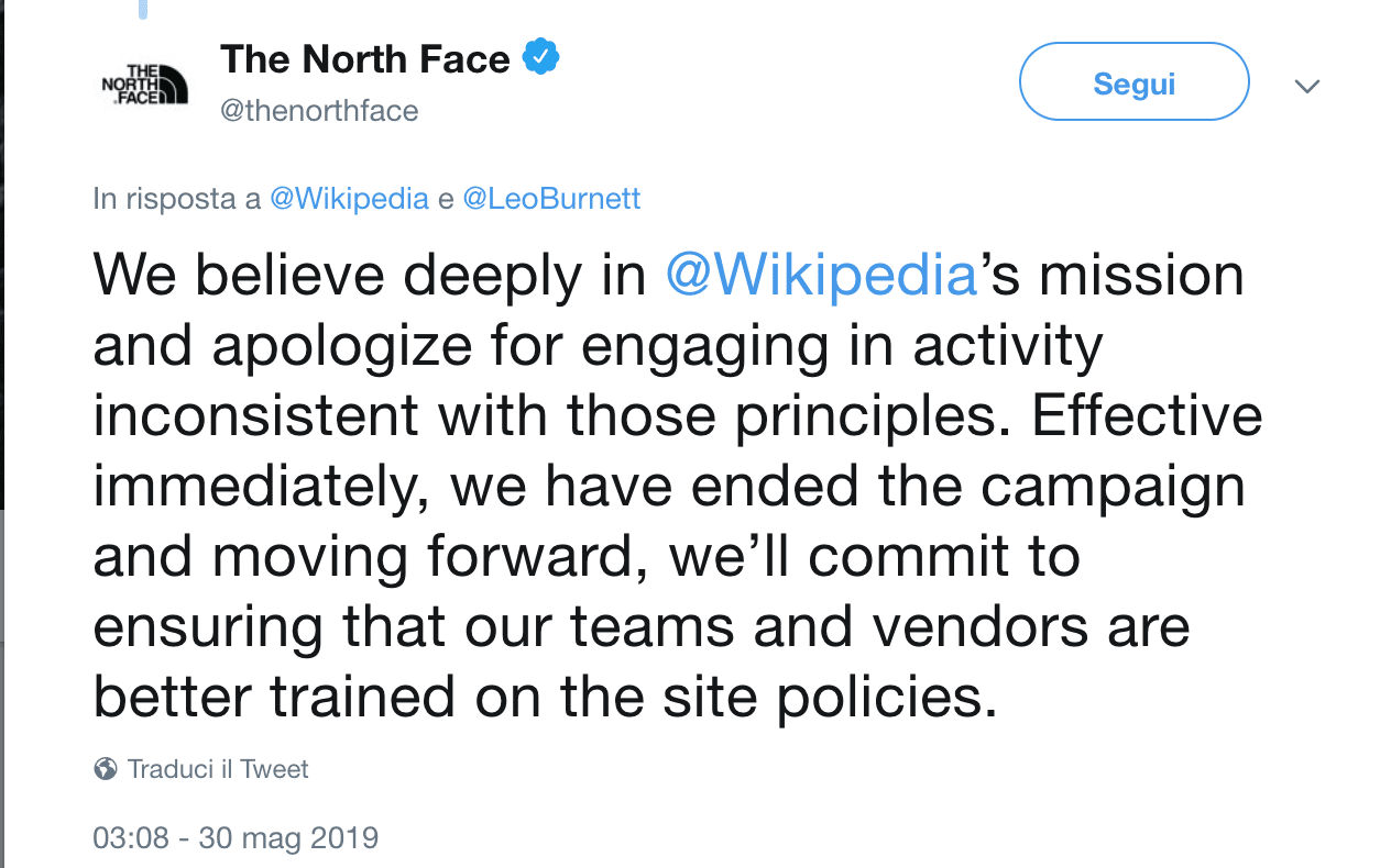 The North Face Wikipedia