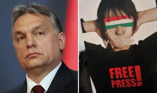 ungheria libertà di stampa