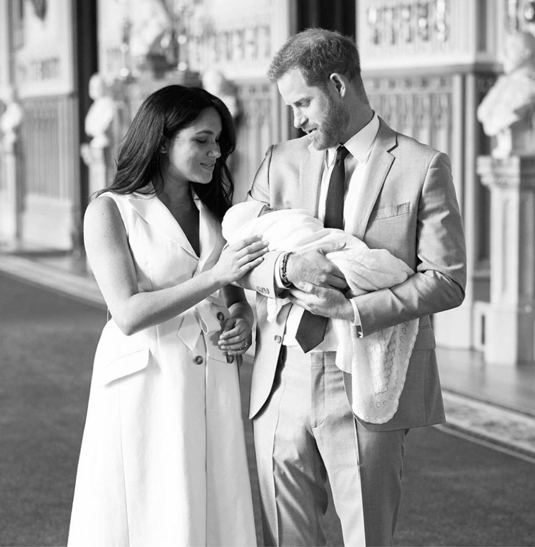 royal baby meghan harry foto