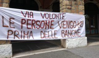 Occupazione via Volonté Roma