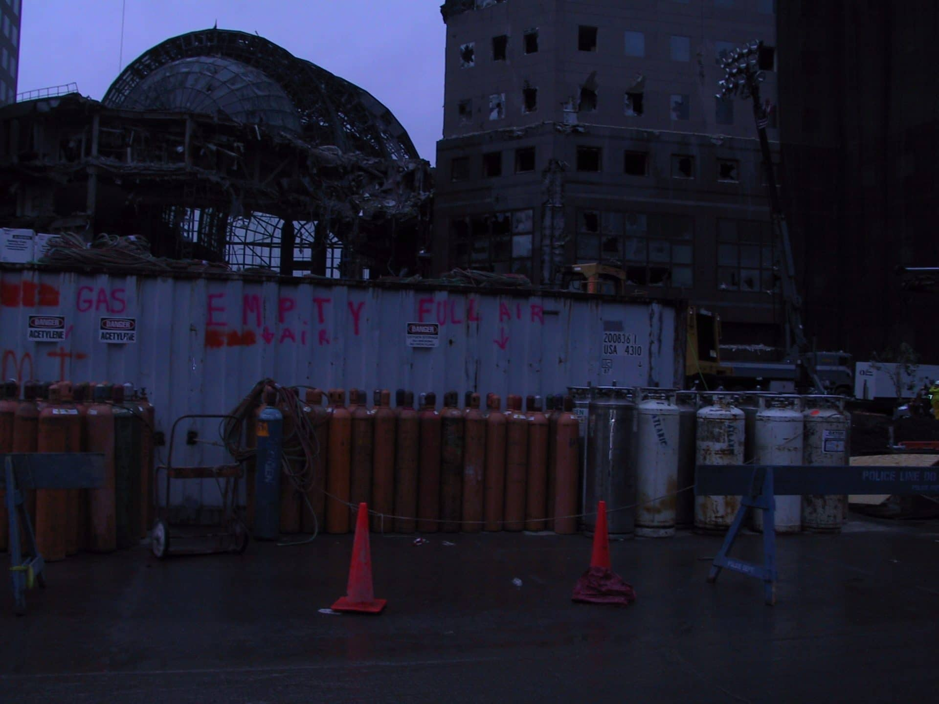 foto inedite 11 settembre