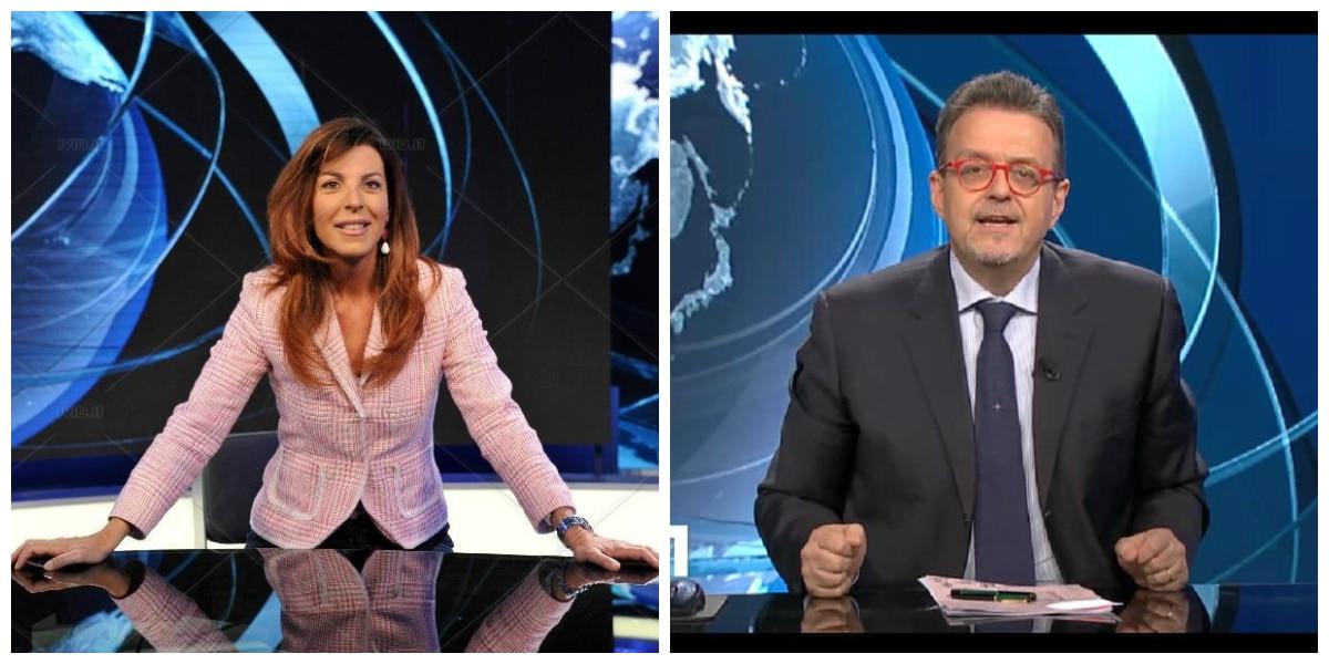 Alberto Matano Lorella Cuccarini La vita in diretta