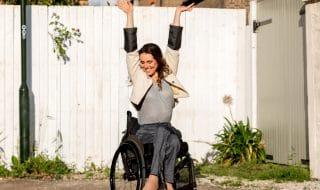Samanta Bullock moda disabili