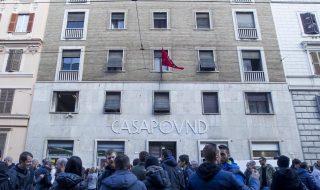 CasaPound lasciare stabile occupato