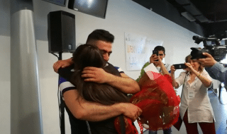 Fidanzati siriani corridoi umanitari