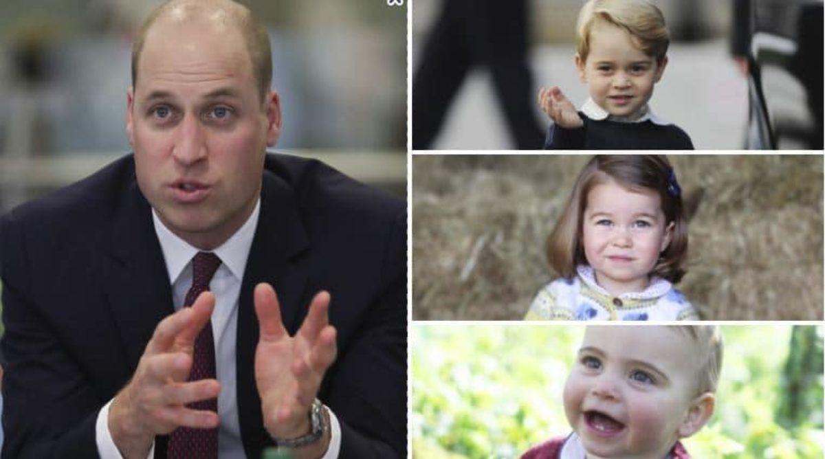 William, ok se i miei figli fossero gay