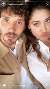 Belen e Stefano