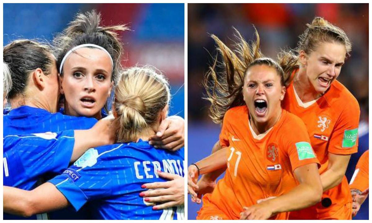 Italia Olanda, dove vedere in diretta tv e in streaming i quarti di finale ...