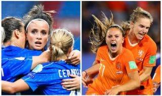 Italia olanda risultato