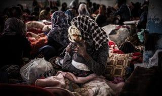 Centri migranti Libia