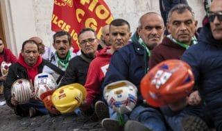 Metalmeccanici sciopero |