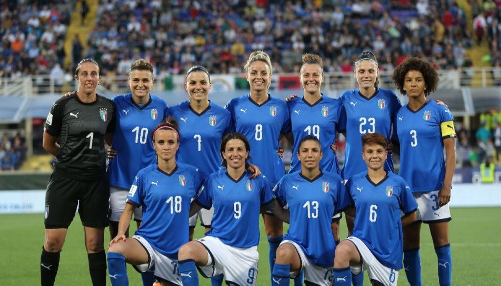 Calcio Mondiali 2020 Calendario.Mondiale Femminile 2019 Italia Calendario Nazionale