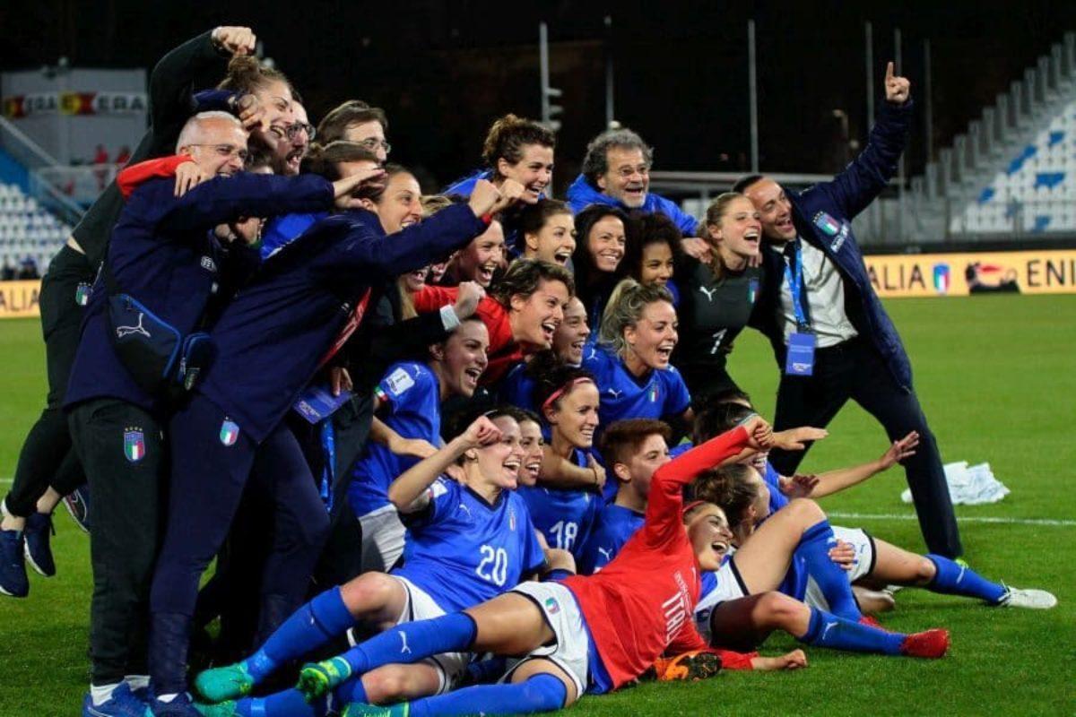 Calendario Nazionale Italiana Calcio.Mondiale Femminile 2019 Italia Convocate Nazionale