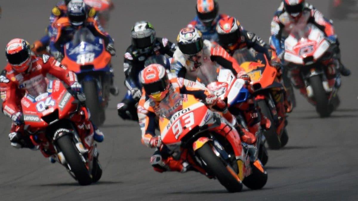 Quartararo in pole davanti a Marquez